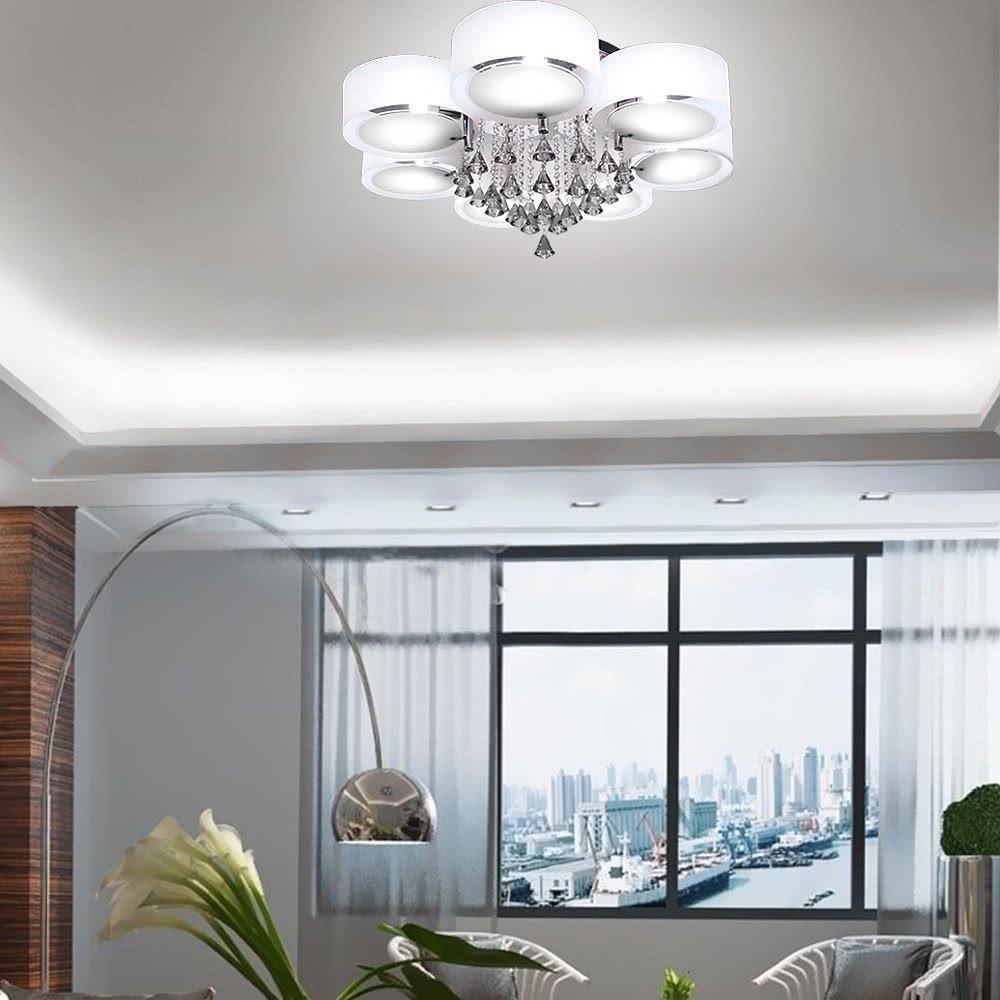 deckenlampe kristall designer deckenlampe awesome kristall outlet with deckenlampe kristall. Black Bedroom Furniture Sets. Home Design Ideas