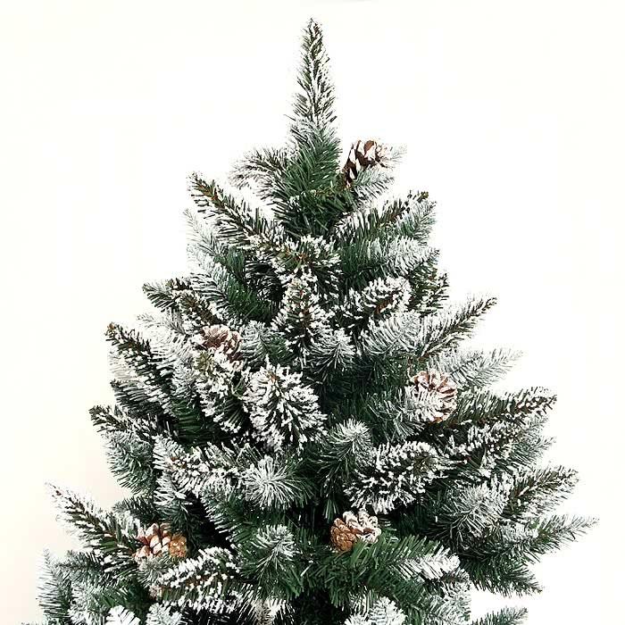 210cm Künstlicher Yorbay Weihnachtsbaum Tannenbaum für Weihnachten ...