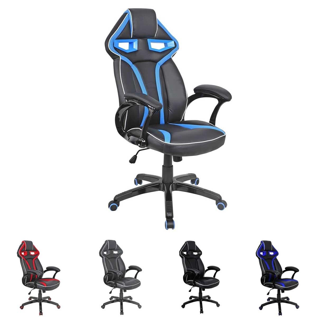 Schön Computerstuhl Das Beste Von Bürostuhl Schreibtischstuhl Drehstuhl Chefsessel In 5 Farben