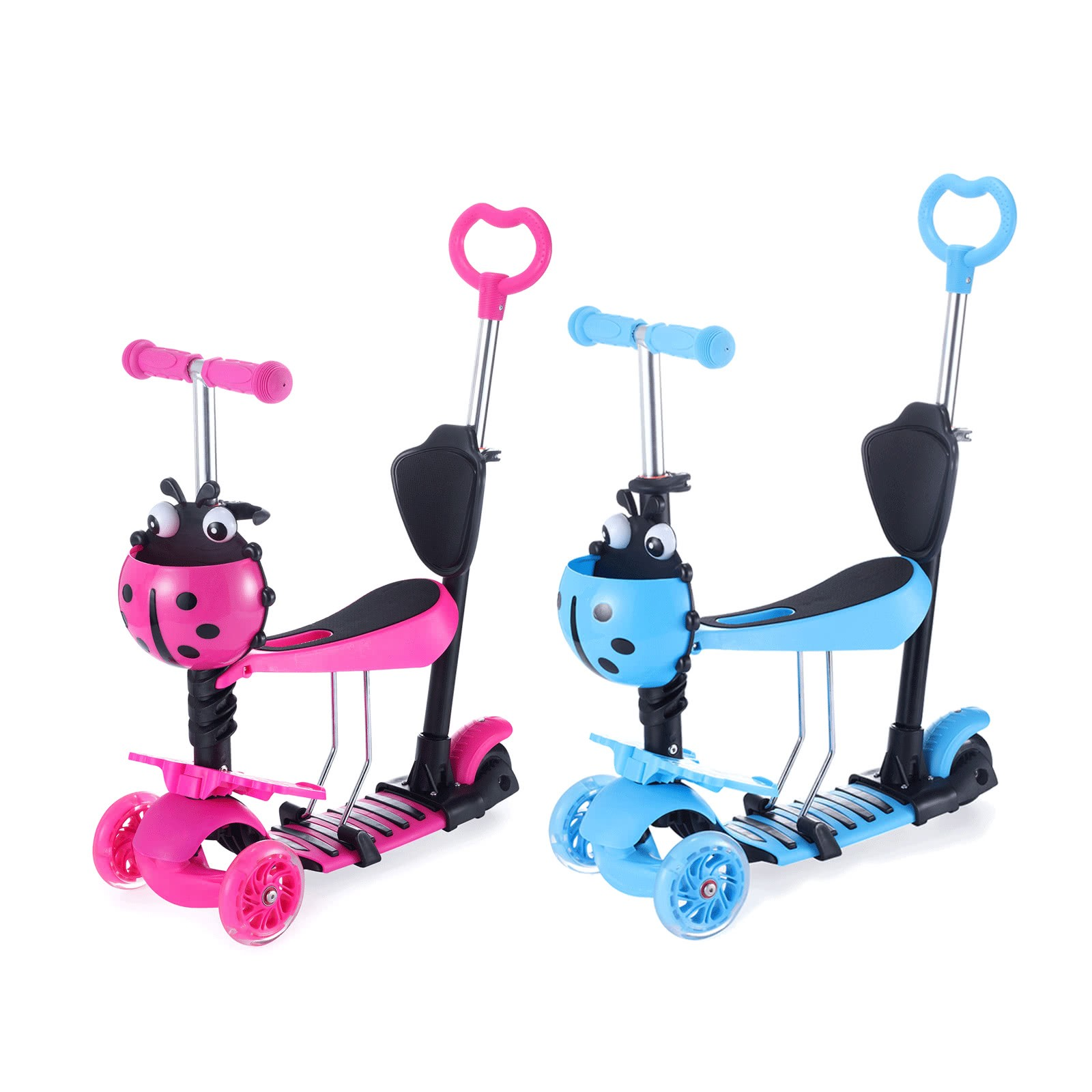 3 in 1 kinder scooter roller kinderscooter kinderroller. Black Bedroom Furniture Sets. Home Design Ideas