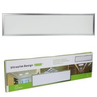 36W LED Panel 30x120cm dimmbare Lampe warmweiß&weiß