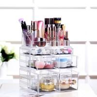 Acryl Kosmetik Make up Aufbewahrung Organizer mit Schubladen und Abteile (Modell 2)