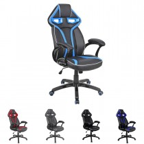 Bürostuhl Schreibtischstuhl Drehstuhl Chefsessel Computerstuhl in 5 Farben