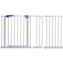 140-150cm Türschutzgitter Treppenschutzgitter,Türgitter Schutzgitter