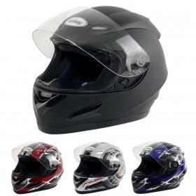 Motorradhelm S M L XL