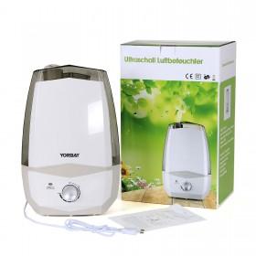 Ultraschall Luftbefeuchter Weiß 5,7 L