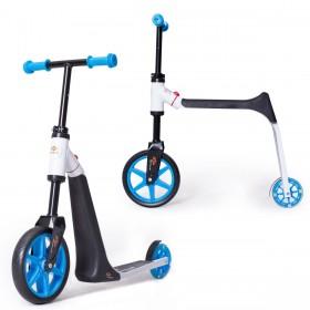 2 in 1 Balance Bike Scooter