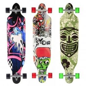 """41"""" Skateboard Longboard GS geprüft Cruiser Board"""
