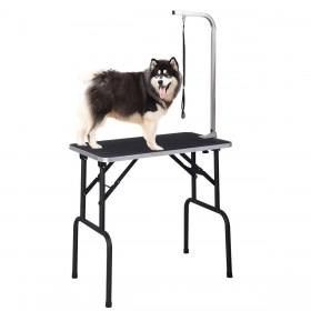 Pflegetisch für Hund Katze Schertisch zusammenfaltbar