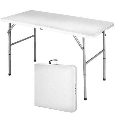 klappbare Campingtisch Koffertisch Gartentisch Balkontisch für Camping, Picknick, Party, Grillen usw.