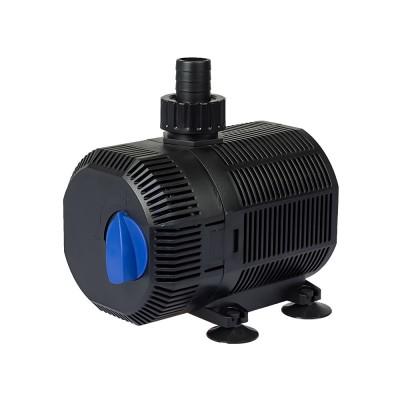 CQB-2000 Teichpumpe, Super ECO 35W 2300l/h mit 10m Stromkabel Bachlaufpumpe für Garten, Teiche, Süß- und Meerwasser