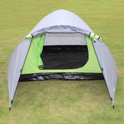 Kuppelzelt Zelt 3000mm Wassersäule für 3 Personen mit Tragetasche