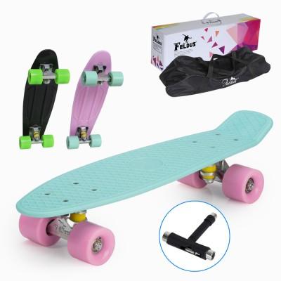 """22"""" Skateboard Cruiser Board Pennyboard"""