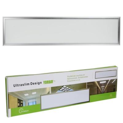36W LED Panel 30x120cm dimmbare Lampe warmweiß&weiß
