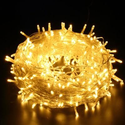 400er LED Lichterkette Warmweiß, Deko für Hochzeit, Party, Weihnachten, Weihnachtsbeleuchtung