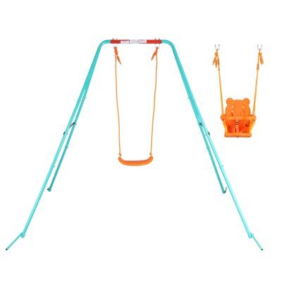 Baby/Kinderschaukel 2 in1, mit Brettschaukel oder Babyschaukel