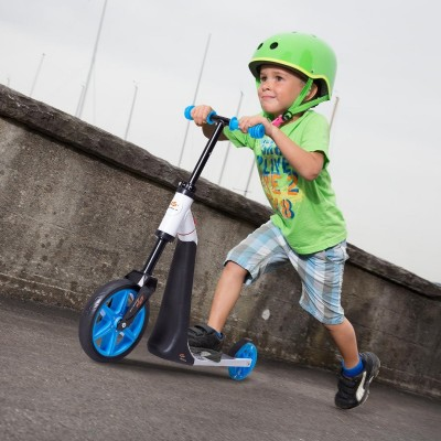 2 in 1 Balance Bike Scooter