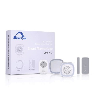 Smartsee SMT-PRO Set Zigbee Alarmsystem, intelligente Alarmanlage