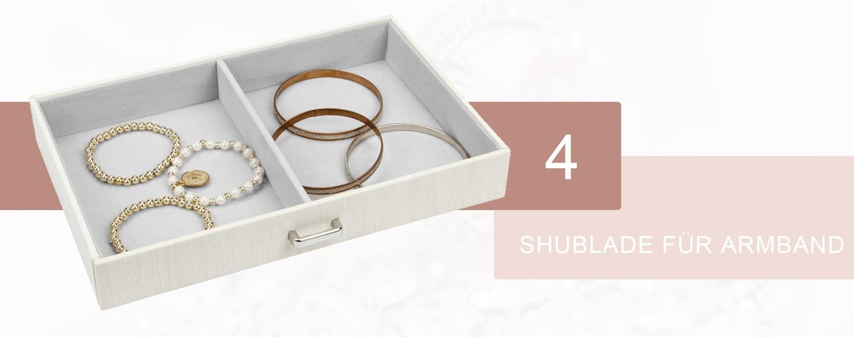 seelux schmuckkoffer b32 armband